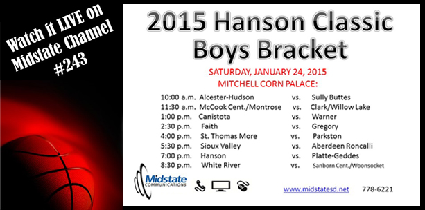 Hanson Classic on Midstate Communications