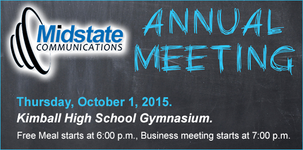 Midstate Communications Annual Meeting