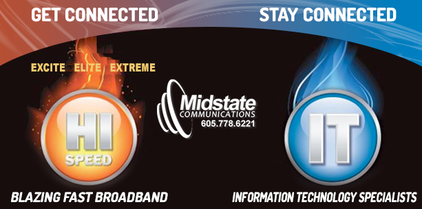 Midstate Communications IT and Broadband